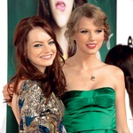 Taylor Swift in Emma Stone  (foto: Profimedia.si)
