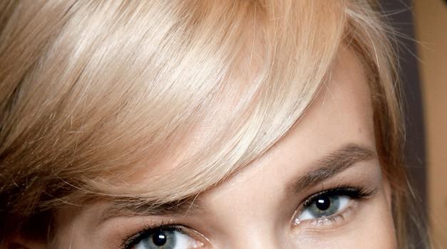 Hitro ličenje je primerno tudi za modne brvi. (foto: Stuart MacKenzie, Shutterstock.com)