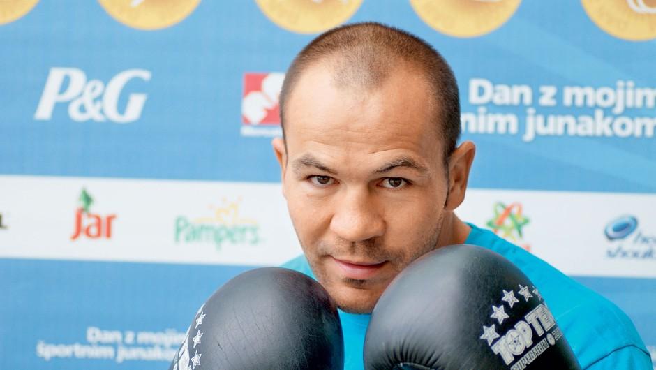 """""""Poskušal sem jim predstaviti vsa načela, da je boks šport, ki spada v dvorano, in ne pretepaštvo …"""" (foto: Story Press)"""