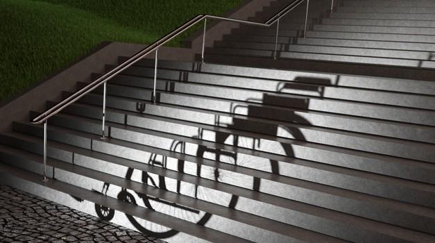 Si upaš stopiti v čevlje slepih, slabovidnih in paraplegikov? (foto: shutterstock)