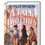 Povest o dveh mestih, Charles Dickens. Mojster viktorijanske dobe in velikan svetovne književnosti Dickens (Oliver Twist, Veliko pričakovanje, David Copperfield) je leta 1859 napisal roman o dogajanju v Londonu in Parizu pred in med francosko revolucijo. V slovenščino je leta 1952 roman prevedel Izidor Cankar. PRODANO: približno 200 milijonov. (foto: Lisa)