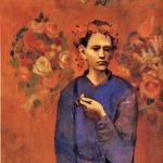 Deček s pipo (1905) 100 cm × 81,3 cm – Pablo Picasso. Leta 2004 je bila prodana podjetju Barilla (testeninski magnat) za 81,3 milijona evrov. Olje na platnu je Andaluzijec Pablo Picasso naslikal pri 24 letih v svojem roza obdobju kmalu po tem, ko se je naselil na Montmartru v Parizu. (foto: Lisa)