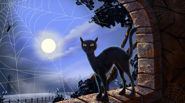 Grozljivke na noč čarovnic (foto: shutterstock)
