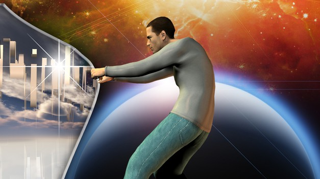Lightmanov Gospod b - filozofska prilika stvarjenja vesolja (foto: shutterstock)
