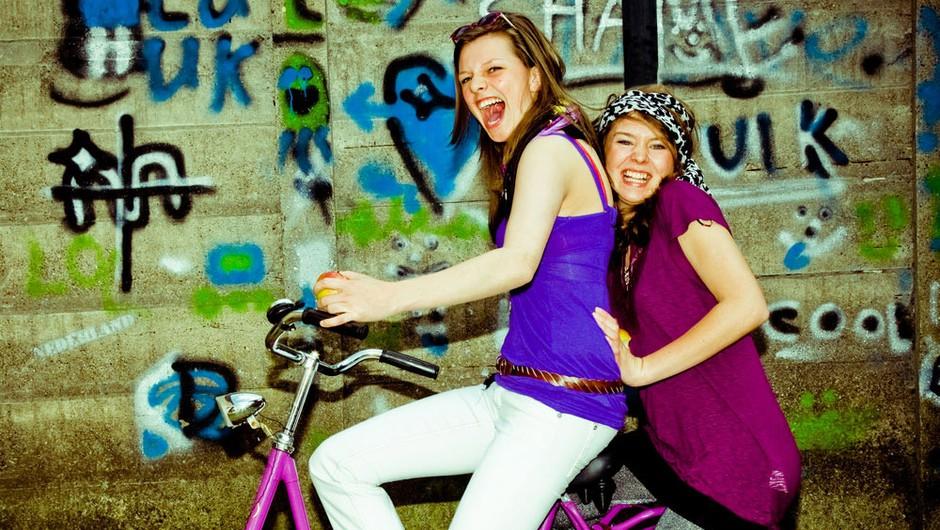 Zakaj je smeh pol zdravja? (foto: Shutterstock)