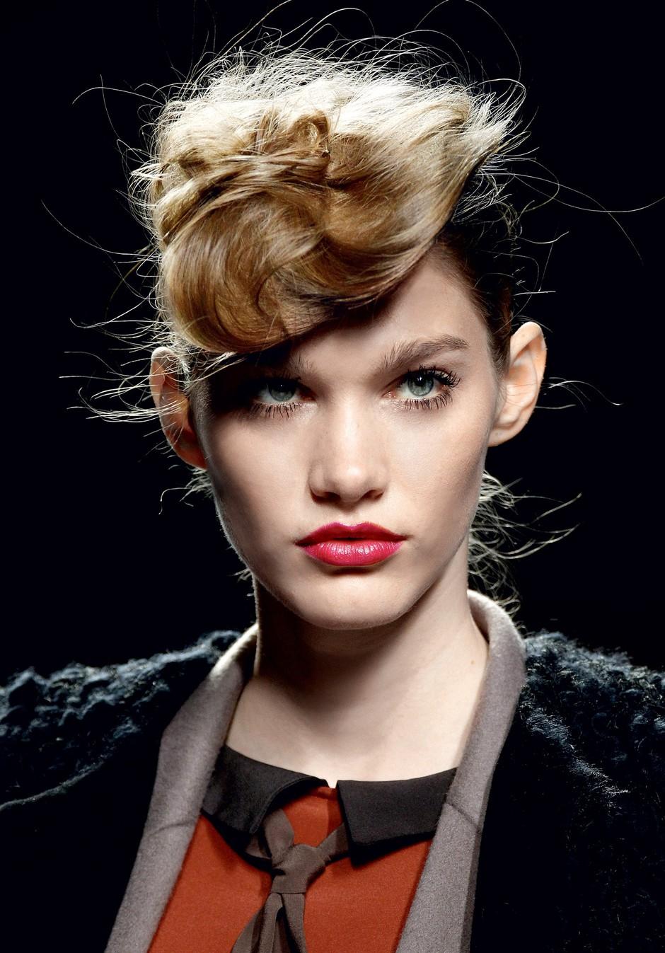 Lasje kot modni dodatek (foto: Alex Štokelj, All-About-Fashion)