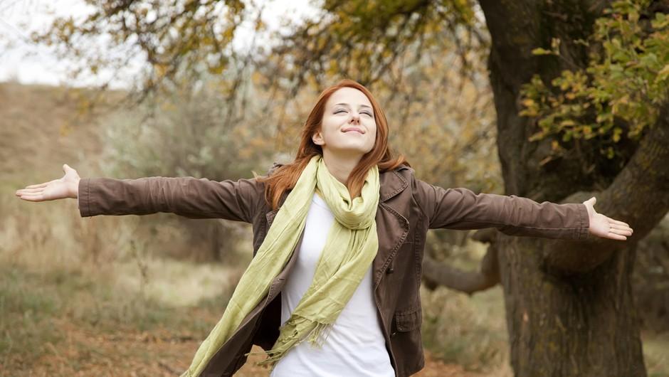 Dihanje - vir življenja, zdravja in lepote! (foto: shutterstock)