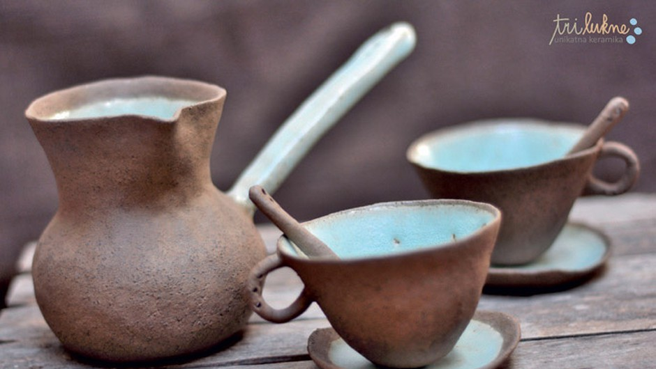 Slovenski ustvarjalci: Naj zadiši iz unikatne skodelice kave! (foto: ustvarjalci)