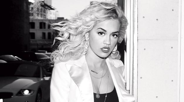 Rita Ora ima ritem v genih (foto: Story press)