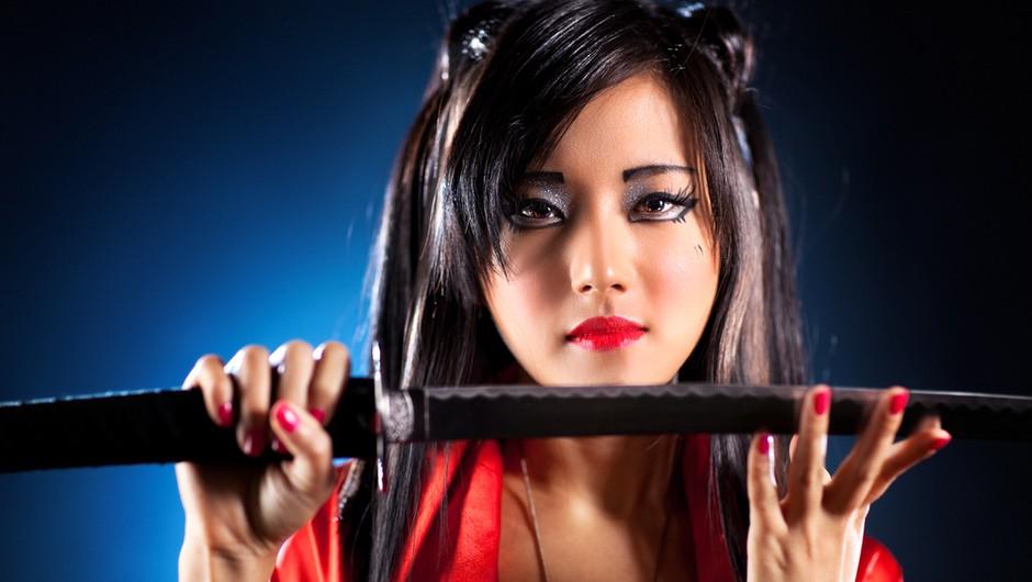 Samurajski kodeks: Kako pravi bojevnik opravi s svojo sitno ženo? (foto: shutterstock)