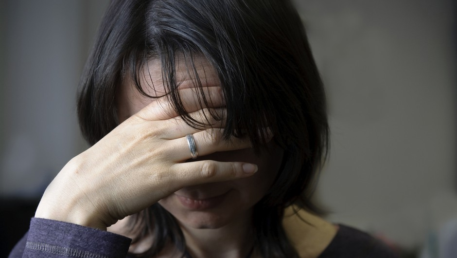 Partnersko nasilje: Zgodba moje prijateljice Maje! (foto: shutterstock)