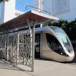 Tramvaj Rabat-Salé, Rabat (foto: Kaja Antley)