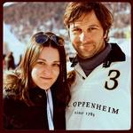 4. Se na turnirju pola v St. Moritzu objemale z najboljšimi igralci pri –20 ˚C!  (foto: arhiv Cosmopolitana)