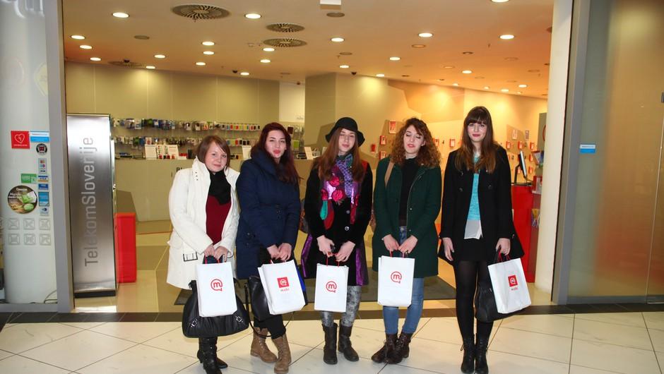Cosmo novinarke postanejo tudi Itak novinarke!  (foto: Aleš Pavletič)