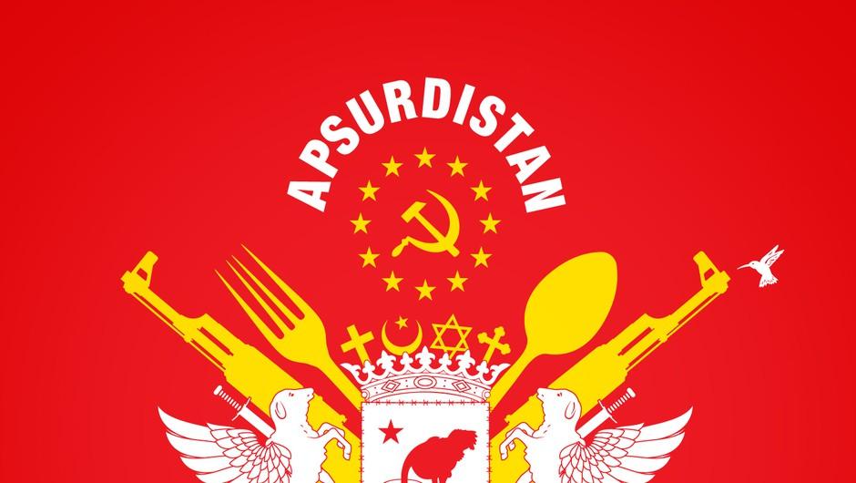 Dobrodošla v državo Apsurdistan! (foto: promocija)