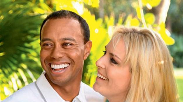 Tiger in Lindsey sta bila nekaj mesecev samo prijatelja, potem pa se je med njima razvilo nekaj več.  (foto: Profimedia)