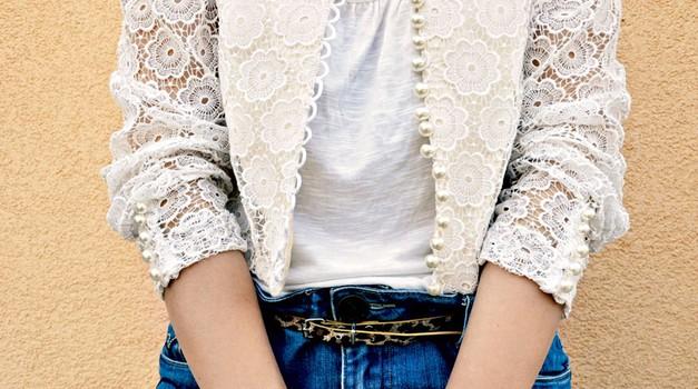 Slovenska modna blogerka: Maja Kovač (foto: Osebni arhiv)