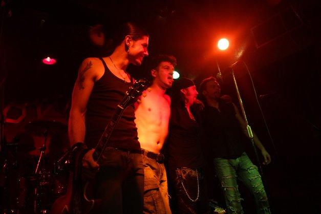 San Di Ego premierno v Orto baru (foto: Goran Antley)
