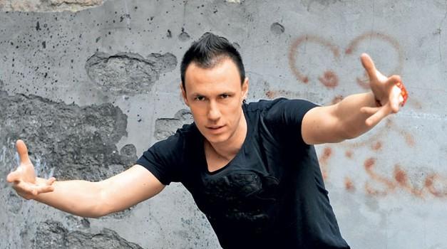 Jernej Šerjak (foto: Primož Predalič)