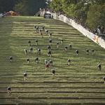 Najtežji gorsko tekaški šprint na 400 metrov! (foto: Promo)