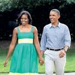 Ko je spoznala Baracka, sta drug drugemu ponujala tisto, kar jima je manjkalo. On ji je omogočil svobodomiseln pogled na svet, ona mu je dala stabilnost, po kateri je hrepenel med odraščanjem. (foto: Shutterstock, Getty Images, Profimedia)