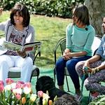 Njeni hčerki Sasha in Malia nimata svojih profilov na Facebooku, ker Michelle meni, da to priljubljeno družabno omrežje ni primerno za otroke. (foto: Shutterstock, Getty Images, Profimedia)
