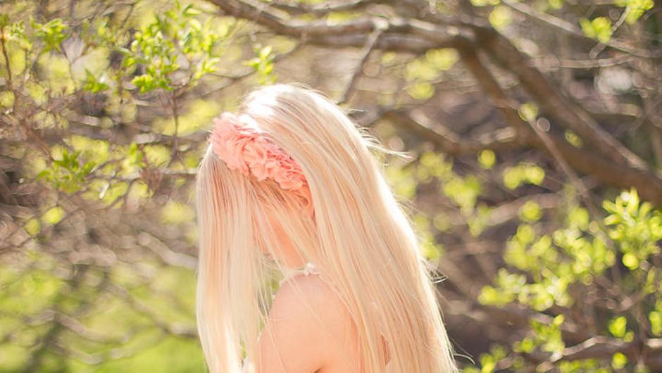Meseca maja se tako v vremenu kot modi mešata pomlad in poletje. (foto: Foter.com)