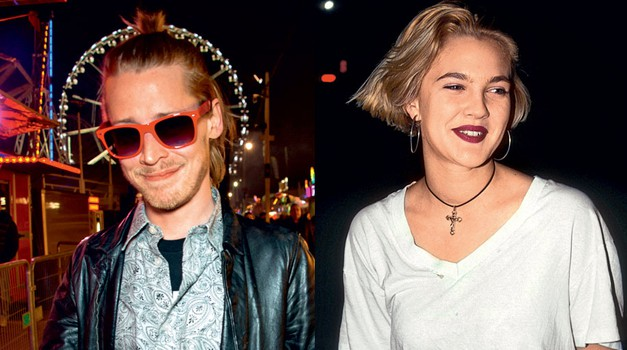 Macaulay Culkin in Drew Barrymore sta kmalu odšla živeti na svoje. (foto: Getty Images)