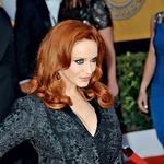 Moški so jo v anketi revije Esquire pred tremi leti izglasovali za slavno žensko z največjim seksapilom.  (foto: Profimedia, Shutterstock, Getty Images, Blitz film, AMC)