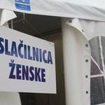 Na tisoče tekačev na Teku trojk v Ljubljani (foto: Goran Antley)