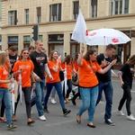 Maturantska parada tudi letos podirala rekorde (foto: Aleš Pavletič)