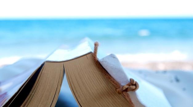 Moji nasveti za knjige, ki jih boš to poletje z veseljem prebirala na plaži. (foto: Foter.com)