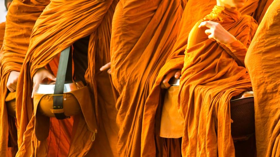 Thich Nhat Hanh - neutruden bojevnik za mir (foto: shutterstock)