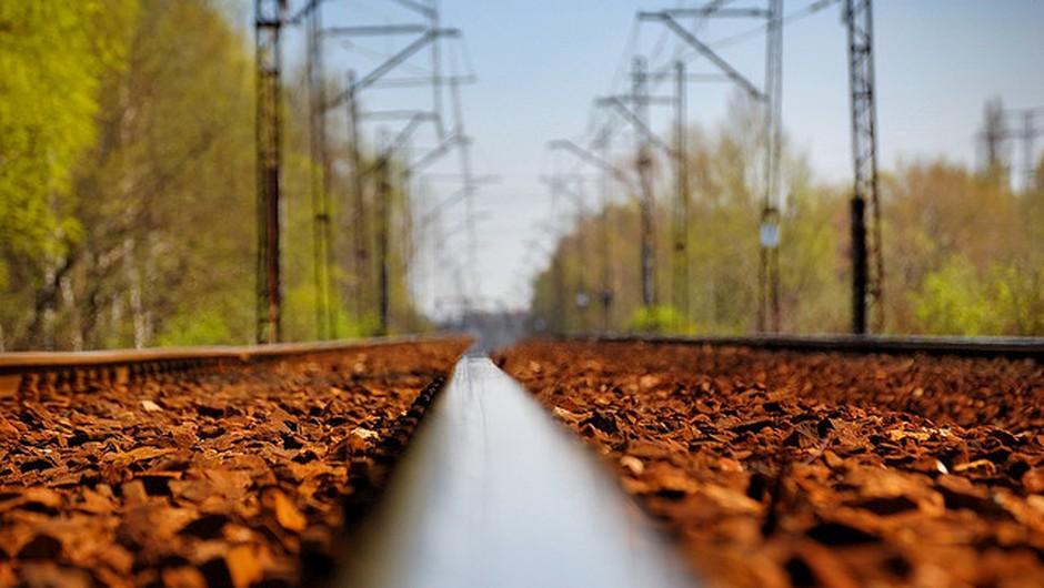 Na vlaku lahko mirno opazuješ pokrajino, skozi katero potuješ. (foto: foter)