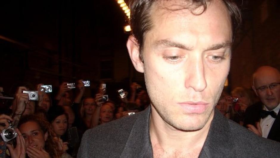 Jude Law (foto: osebni arhiv)
