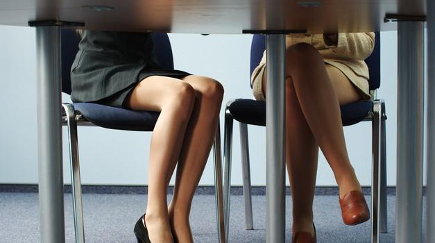Razgovor za službo, ti pa v paniki? (foto: shutterstock)