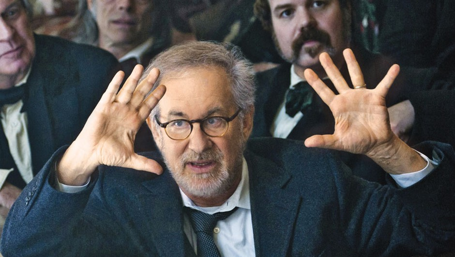 Steven Spielberg (foto: Disney)