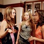 Leta 2004 je doživela prvenec v komediji Zlobna dekleta.  (foto: Red Dot in Rex Features)
