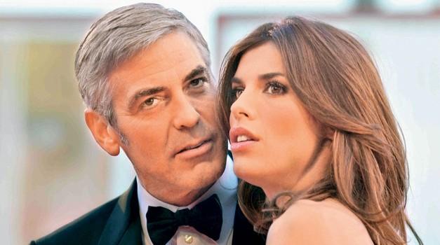 Elisabetta in George sta parček  sestavljala skoraj  leto in pol.  (foto: Profimedia)