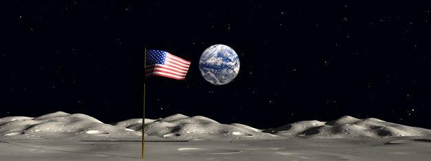 Mit o zastavi na luni, Stonehengu in newyorškem kipu svobode (foto: shutterstock)