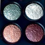 Senčila trendnih barv - odlična so Chanel. (foto: Promocijsko gradivo, osebni arhiv)