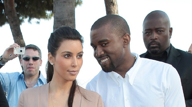 Kanye West svetu predstavil svojo hčerko  (foto: profimedia)