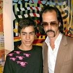 V zvezi z brazilsko novinarko Viviane Carneiro se mu je leta 1991 rodil sin Luke. (foto: Profimedia, Getty Images)