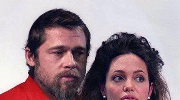Če Brad in Angie ne bi poznala frizerjev, stilistov, nutricionistov in ogledala (foto: artfido.com)
