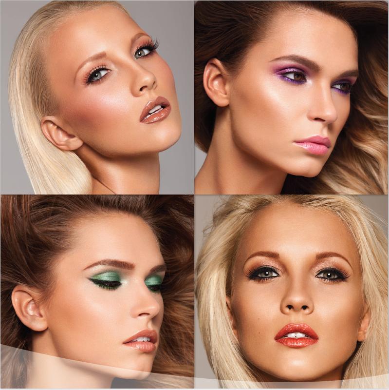 Make-up trendi: dm look (foto: promo)