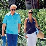 Boris in Sharlely 'Lilly' Kerssenberg sta se poročila 12. junija 2009, 10. februarja 2010 pa se je rodil njun sinček Amadeus Benedict Edley Luis. (foto: Profimedia)