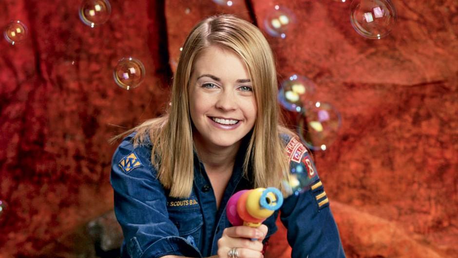 Zaslovela je z nekdaj priljubljeno mladinsko televizijsko serijo Sabrina. (foto: Profimedia)