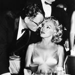 Marilyn z drugim možem, Arthurjem Millerjem. (foto: Profimedia)