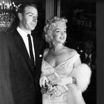 Marilyn in Joe DiMaggio. (foto: Profimedia)
