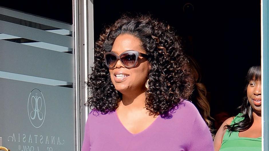 Oprah je lani že gostila slavna zakonca, tokrat pa se želi pogovarjati le s težavnim Lamarjem. (foto: Profimedia)